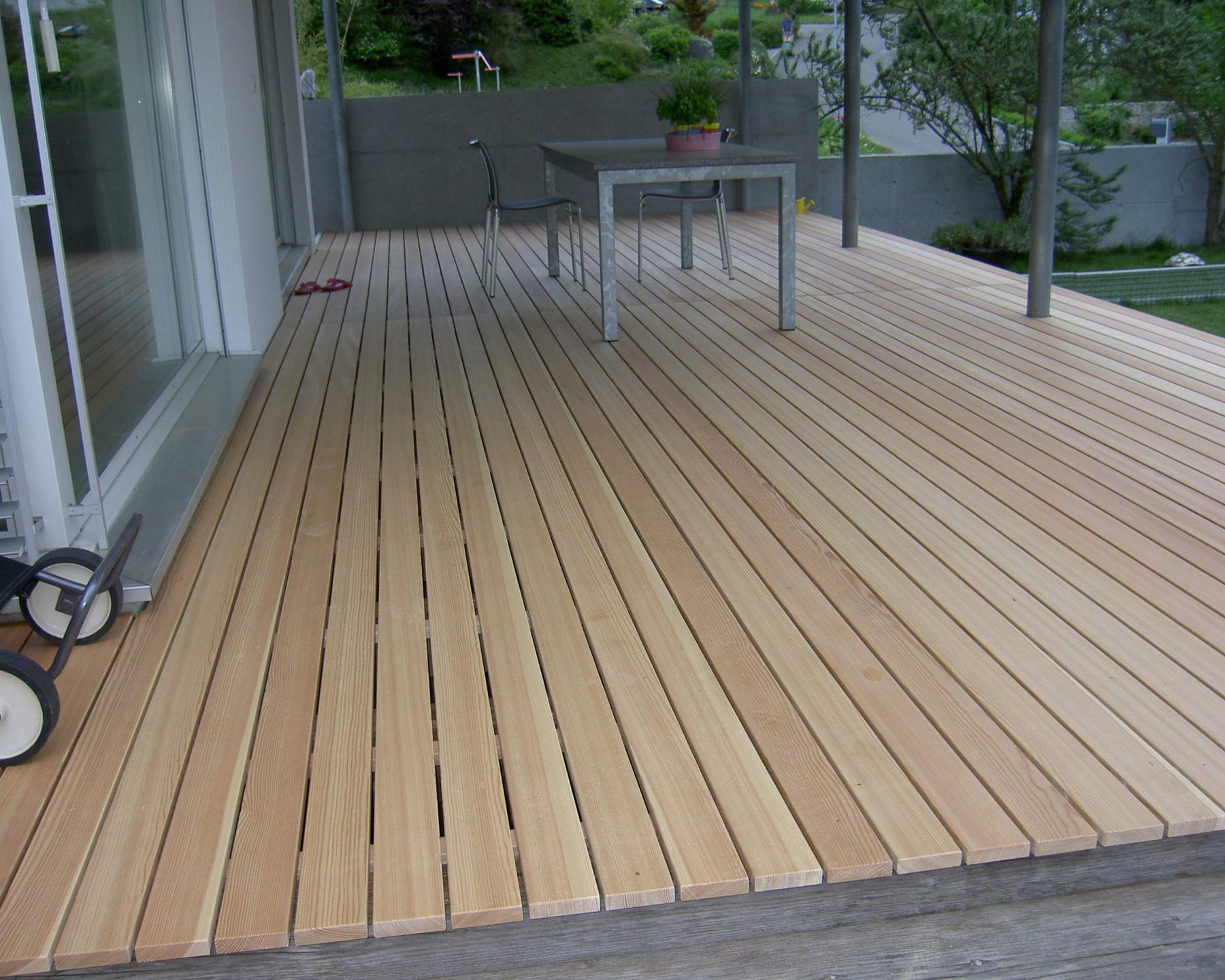 Holzbau Schärer Möriken   Bodenbeläge