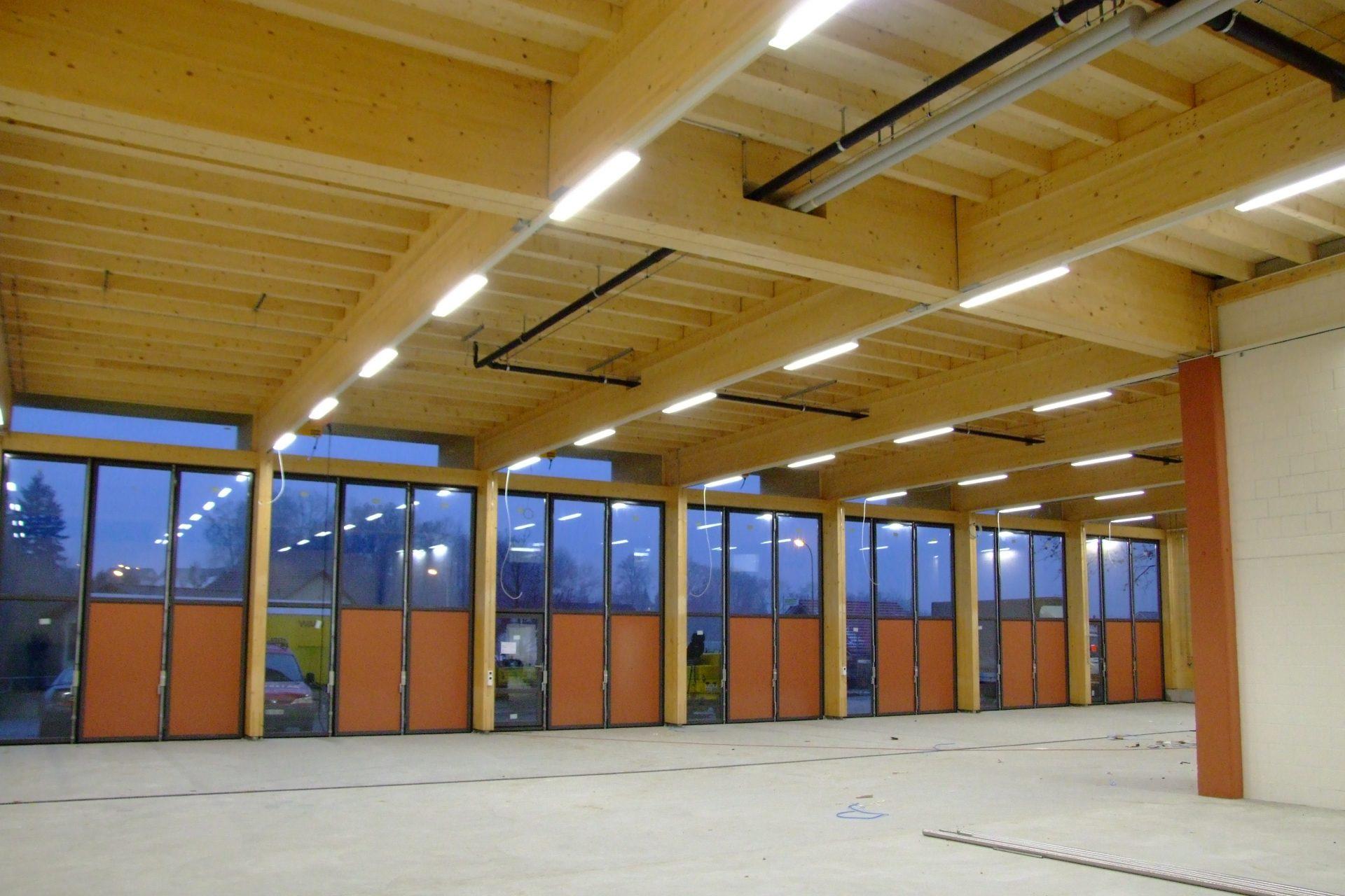 Holzbau Schärer Möriken   Innenausbau