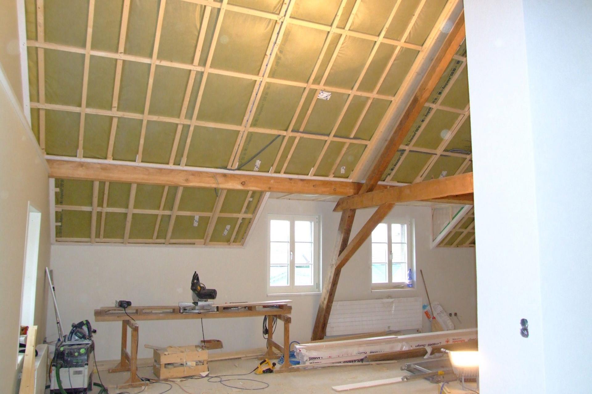 Holzbau Schärer Möriken   Neubau